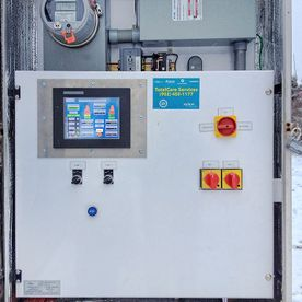 Controller Upgrade – Waste Water Pumping Station
